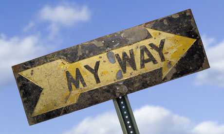 My way or